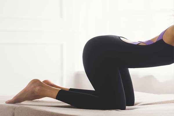 ورزش برای جوانسازی واژن