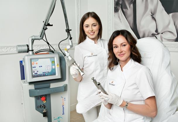 نقش لیزر در درمان بیماری های زنان