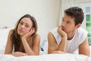 علت مشکلات جنسی زنان