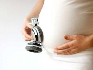 حس شونایی جنین در شکم مادر