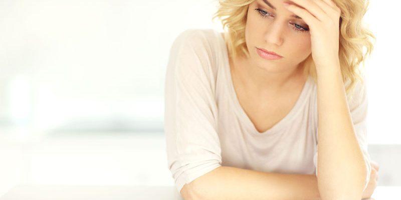 علائم افسردگی در دوران یائسگی