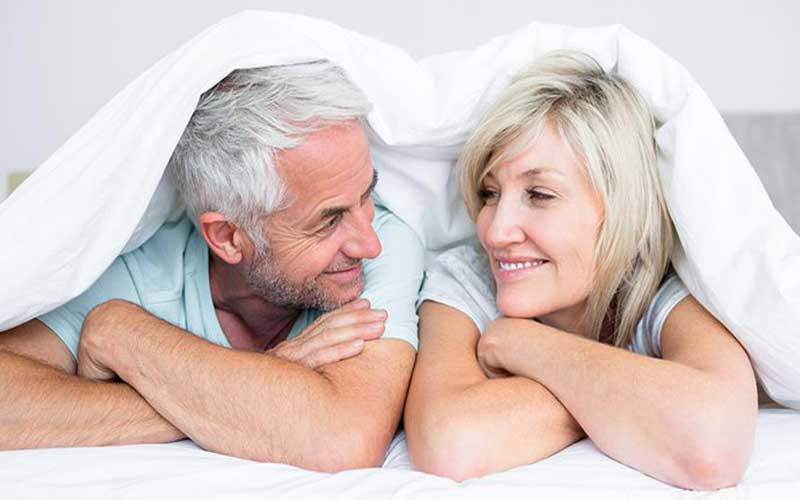 کاهش میل جنسی بعد از یائسگی
